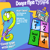 Dance Mat Typing